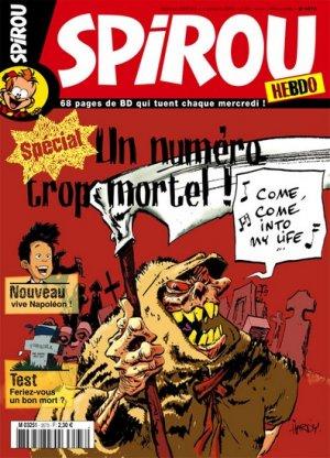 Le journal de Spirou # 3573