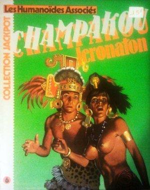 Champakou édition Réédition 1984