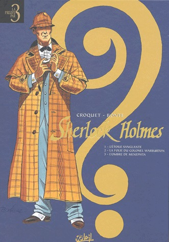 Sherlock Holmes (Bonte) édition Intégrale