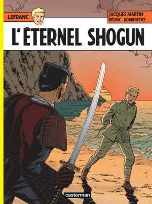 Lefranc 23 - L'éternel Shogun