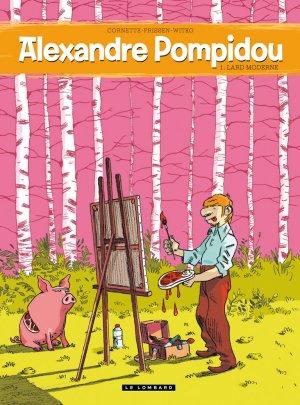 Alexandre Pompidou édition simple