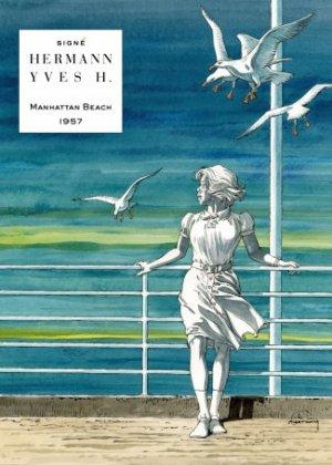 Manhattan beach 1957 édition reedition