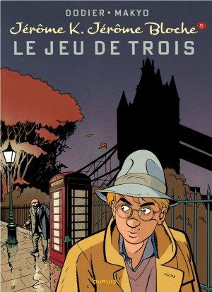Jérôme K. Jérôme Bloche # 5