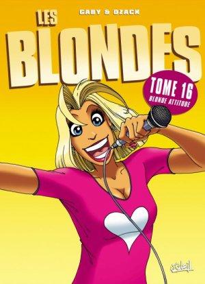 Les blondes #16