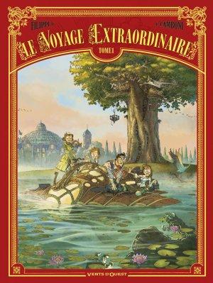 Le voyage extraordinaire édition simple