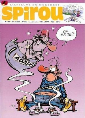 Le journal de Spirou # 3853