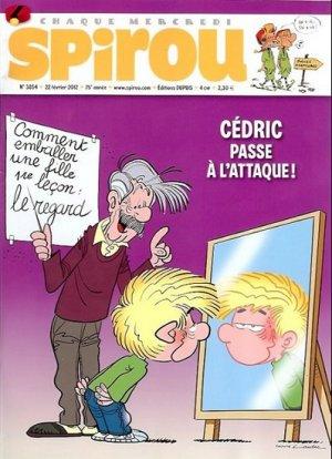 Le journal de Spirou # 3854