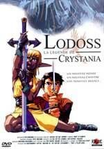 Chroniques de la Guerre de Lodoss - La Légende de Crystania