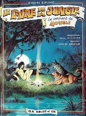 Le livre de la jungle 2 - Le serment de Mowgli