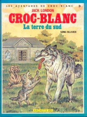 Les aventures de Croc-Blanc édition Simple