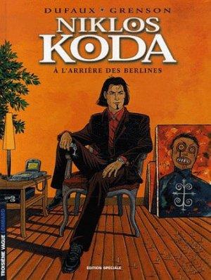 Niklos Koda édition Réédition spéciale