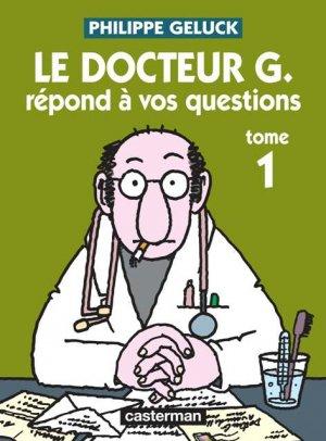 Le docteur G. édition Réédition