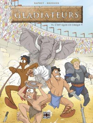 Les gladiateurs édition simple