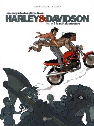 Une enquête des détectives Harley et Davidson édition Simple