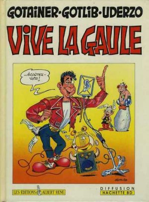Vive la Gaule édition Simple