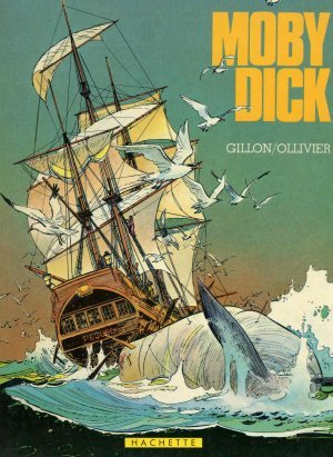 Moby Dick (Gillon) édition Simple