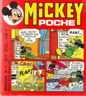 Mickey poche édition Simple