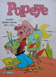 Popeye poche édition Simple