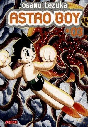 couverture, jaquette Astro Boy 3 Anthologie (kana)