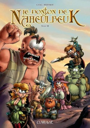 Le donjon de Naheulbeuk # 10