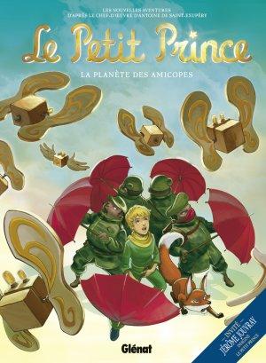 Le petit prince (Dorison) T.7