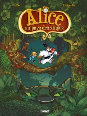 Alice au pays des singes T.1