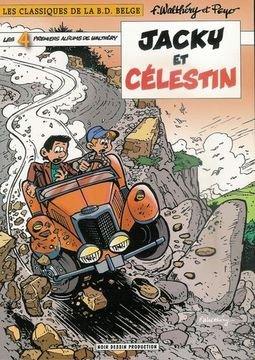Jacky et Célestin édition Intégrale
