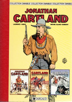 Jonathan Cartland édition Coffret