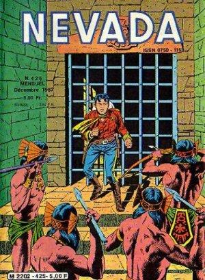 Nevada 425 - Miki le ranger