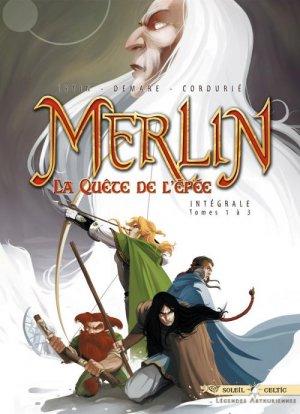 Merlin - La quête de l'épée édition intégrale 2012