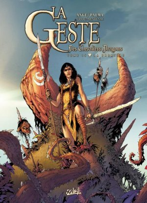 La geste des chevaliers dragons # 14