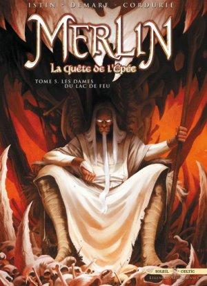 Merlin - La quête de l'épée T.5