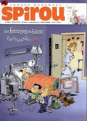 Album Spirou (recueil) # 3859