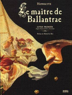 Le Maître de Ballantrae édition Simple