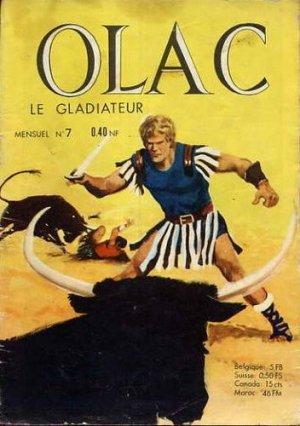 Olac le Gladiateur édition Simple