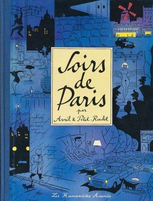 Soirs de Paris édition simple