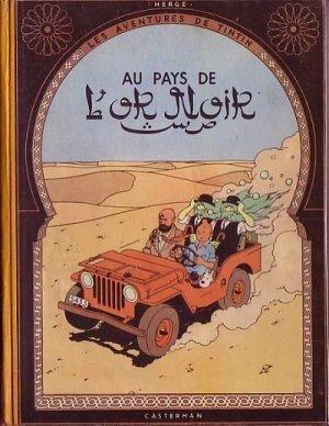 Tintin (Les aventures de) édition Originale