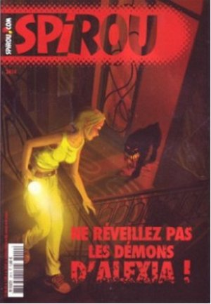 Le journal de Spirou # 3414