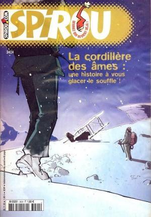 Album Spirou (recueil) # 3424