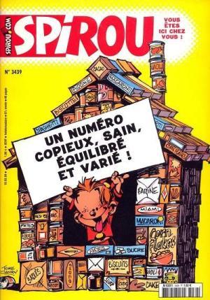 Le journal de Spirou # 3439
