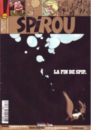 Album Spirou (recueil) # 3458