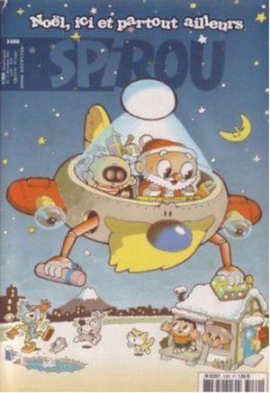 Album Spirou (recueil) # 3480