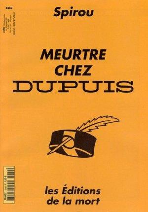 Le journal de Spirou # 3482