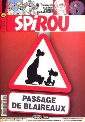 Album Spirou (recueil) # 3483