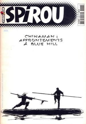 Le journal de Spirou # 3436