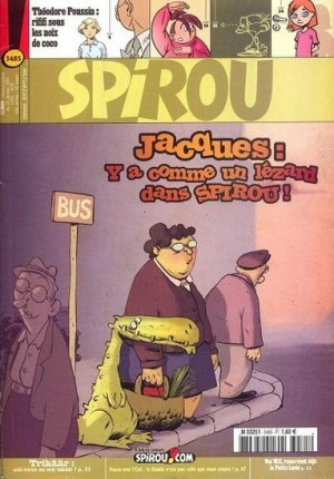 Le journal de Spirou # 3485
