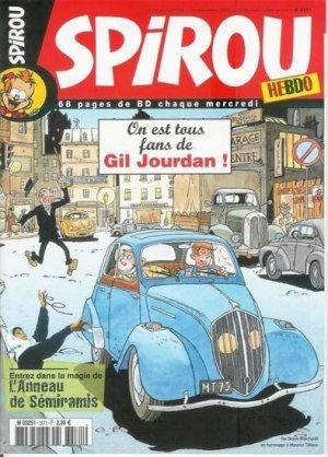 Le journal de Spirou # 3571