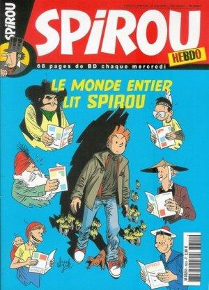 Album Spirou (recueil) # 3604
