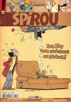 Le journal de Spirou # 3489