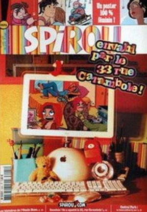 Le journal de Spirou # 3491